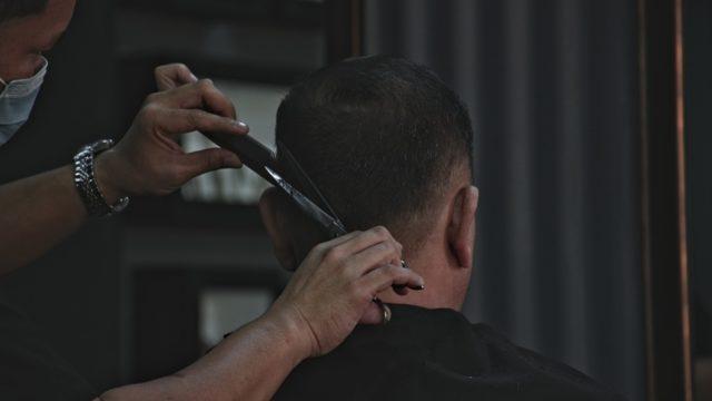 済生会 京都府病院 場所 どこ コロナ 京都府長岡京市 理髪店