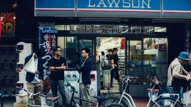 ローソン南堀江三丁目店 コロナ 大阪市 場所 どこ